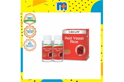 [MPLUS] Bio-Life Red Yeast Rice 30Sx2